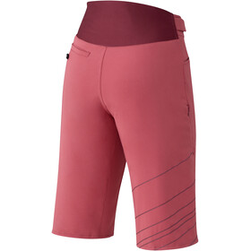 Shimano Trail Shorts Women Garnet Rose